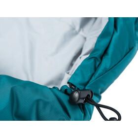 Grüezi-Bag Biopod Wool Goas Comfort Sovsäck Petrol